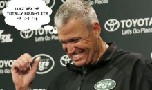 Rex Ryan Punked Sammy Watkins During His Conference Call with Jets Reporters (Audio)