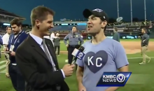 Paul Rudd Invited Everyone to His Mom's House to Party After the Royals Won the Pennant (Video)