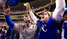 Let's All Watch Royals Fans Celebrate First Pennant in 29 Years (GIFs + Videos)