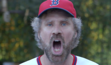 Will Ferrell Screaming at Derek Jeter for Four Straight Minutes? That's My Kind of Tribute (Video)