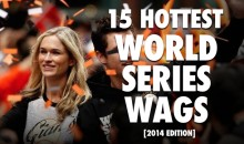 15 Hottest World Series WAGs (2014 Edition)