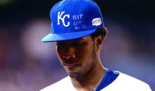 Royals Pitcher Yordano Ventura Honors Oscar Taveras During Game 6 of World Series (Pics)