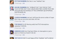 NFL Quarterbacks Facebook Conversation: 2014 Week 11 Wrap-Up