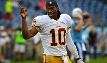 RGIII Likes Instagram Post Ripping Redskins Owner, Blames It on an Intern (Pics)