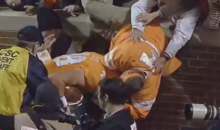 Tennessee Touchdown Results In Fans Everywhere Getting Run Over (GIFs)
