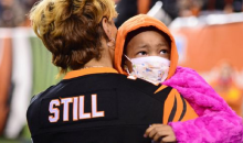 Bengals Honor Leah Still At Thursday's Game vs. Browns (Videos)