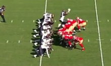 The Daren Bates Offside Was Probably the Best Highlight of Niners-Rams (Video)