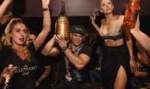 Giancarlo Stanton Celebrates Contract by Judging Twerking Contest at Miami Club (Pic)