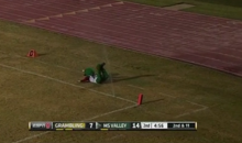 Grambling State-Mississippi Valley State Game Postponed Due to…Sprinklers (Video)