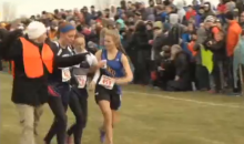 High School Cross Country Runners Disqualified for Helping Fallen Competitor (Video)