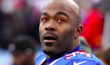 Mario Williams and His Red Contacts Were Terrifying Yesterday (Pic)