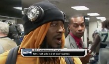 "Marshawn Lynch Interview This Week Was All ""Nope"" (Video)"