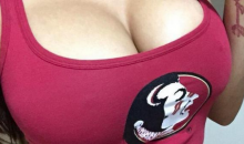 Meet Mia Khalifa, FSU's Unofficial Porn Star 'Mascot' (Video and Pic)