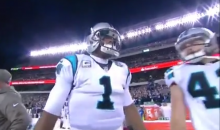 Mike Tirico Thinks Cam Newton is Michael Vick During MNF (Video)