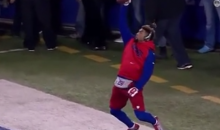 Odell Beckham Also Had Two Sick Catches in the Pre-Game Warmups (Videos)