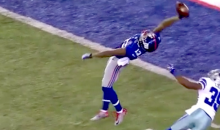 Odell Beckham Catch: Holy F#%&ing S#*%! (Videos + Pics)