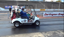 The World's Fastest Golf Cart Is Faster Than Most Production Sports Cars (Video)