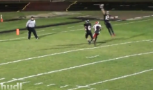 This High School Football Interception May Outshine the Beckham Catch (Video)