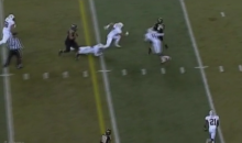 Thomas Tyner Spin Move From Oregon-Stanford Game May Leave You Dizzy (Video)
