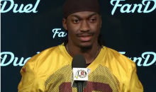 Watch RGIII Say He's 'Focused on San Francisco' Nine Times (Video)
