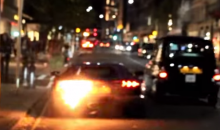 Watch This Jackass Rev His Lambo Until the Thing Catches Fire (Video)