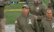 Steelers Cheap Shot While Jets Take a Knee Made Rex Ryan Very Mad (Video)