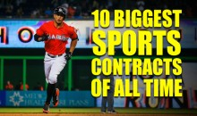 The 10 Biggest Sports Contracts of All Time