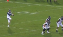 This Cal Fake Punt Attempt Against USC Was Just So, So Sad (Video)