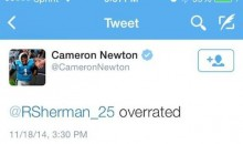 Cam Newton Twitter Hack Leads to Hilarious Tweets (Pics)
