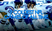 The 9 Coldest NFL Games of All Time