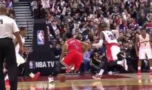 Another Derrick Rose Injury? Yep, Another Derrick Rose Injury (Video)