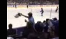 Maple Leafs Fan Throws Jersey Onto Ice During Blowout, Gets Banned for Three Years (Video)