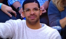Drake and His Sweater Were Very Excited About that James Johnson Monster Jam (Videos)