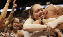 Dying College Basketball Player Lauren Hill Realizes Her Dream (Videos)