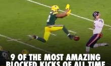 9 of the Most Amazing Blocked Kicks of All Time