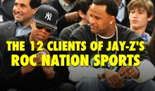 The 12 Clients of Jay-Z's Roc Nation Sports