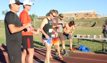 Lance Armstrong Tries to Do Beer Mile, Quits After One Lap and Two Beers (Video)