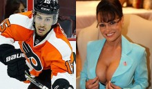 Porn Star Shames Horny Flyers Defenseman Michael Del Zotto on Twitter