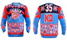 Just in Time for the Holidays: the NBA and NHL Are Hocking Ugly Christmas Sweaters (Pics)