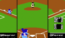 Ninth Inning of World Series Game 7 Re-Enacted with NES RBI Baseball (Video)