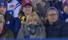 Sleeping Giants Fan Pretty Much Sums Up Monday Night Football (Videos)