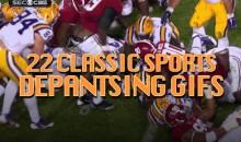22 Classic Sports Depantsing GIFs