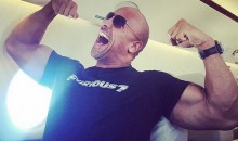 Is a Dwayne Johnson Twins Remake in the Works? Because That Would Be Awesome (Pic)
