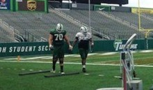 After Fight, Coach Makes Tulane Football Players Run Laps Holding Hands (Pic)