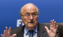 Report: Sepp Blatter May Not Resign After All, Probably Just to Mess with Us