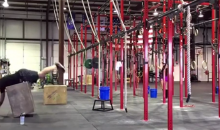 Another Day, Another Crossfit Injury. This Time It's a Groin (Video)