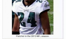Bradley Fletcher Wikipedia Page Changed After Loss to Cowboys (Pic)