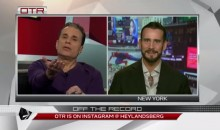 This CM Punk Interview on OTR With Michael Landsberg Got Really Awkward (Video)