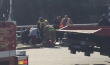 Cam Newton Car Crash: Panthers QB Taken on Stretcher (Pics + Vids)
