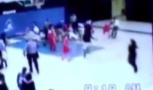 Coach Throws a Girl By Her Hair in High School Basketball Brawl (Video)